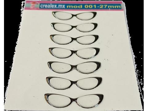 Lentes mod 1-27 mm